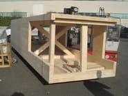 Wooden house XLAM SYSTEM - GALLOPPINI LEGNAMI