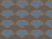 Wood and Glass Mosaic MAREA - Mosaico+