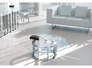 Low round coffee table NAXOS | Round coffee table - ITALY DREAM DESIGN - Kallisté