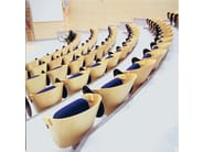 Auditorium seats MEDEA - ESTEL GROUP