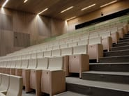 Auditorium seats MORFEO - ESTEL GROUP