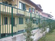 Steel Fence CISAR - GRIGLIATI BALDASSAR