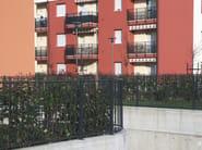 Steel Fence OVALIS - GRIGLIATI BALDASSAR