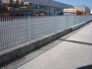 Modular steel Fence MULTISAR - GRIGLIATI BALDASSAR