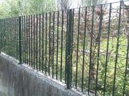 Modular steel Fence PLUSAR - GRIGLIATI BALDASSAR