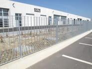 Modular steel Fence FREE - GRIGLIATI BALDASSAR