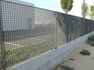 Modular steel Fence QUADRA - GRIGLIATI BALDASSAR