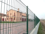 Modular electrically welded mesh Fence VEGA - GRIGLIATI BALDASSAR