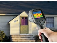 Measurement, control, thermographic and infrared instruments FLIR E30bx - FLIR Systems