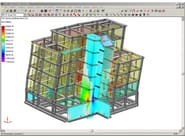 CAD-integrated structural calculation software CMP Analisi Strutturale - Edilizia Namirial - Microsoftware - BM Sistemi