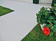 Reconstructed stone outdoor floor tiles AUTENTIKA® | Reconstructed stone outdoor floor tiles - MICHELETTO PAVIMENTAZIONI