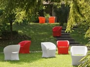 Polyethylene armchair SUNRISE 957 - Tonon