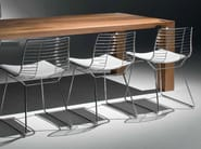 Metal chair SUNRAY 549 - Tonon