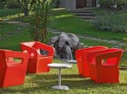Polyethylene armchair SUNDANCE 956 - Tonon