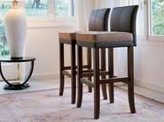 High upholstered stool LORD GERRIT 222 | Stool - Tonon