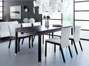 Upholstered wooden chair SELLA 290 | Chair - Tonon