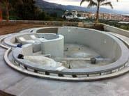 Self-supporting formwork panel for slab H2wall Pool - Sicilferro Torrenovese