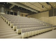 Auditorium seats DEMETRA - ESTEL GROUP