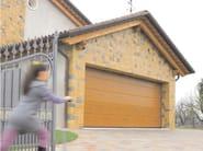 Sectional garage door ATHES - Breda Sistemi Industriali