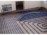 Radiant floor panel BIO - RDZ