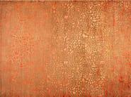 Patterned handmade rug ALHAMBRA - EDITION BOUGAINVILLE