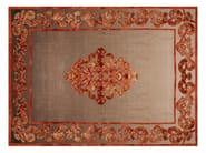Patterned handmade rectangular rug AMIRAL SHADOW - EDITION BOUGAINVILLE