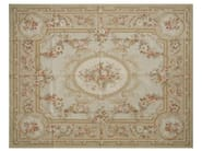 Patterned rectangular wool rug FONTENAY - EDITION BOUGAINVILLE