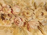 Patterned rectangular wool rug FREGATE - EDITION BOUGAINVILLE