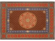 Rectangular wool rug MONTRESOR - EDITION BOUGAINVILLE
