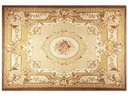 Rectangular wool rug ROSELYNE - EDITION BOUGAINVILLE