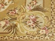 Rectangular wool rug ROSELYNE - EDITION BOUGAINVILLE