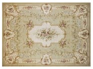 Rectangular wool rug SULLY - EDITION BOUGAINVILLE