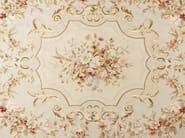 Rectangular wool rug TELMONT - EDITION BOUGAINVILLE