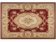 Rectangular wool rug VALMER - EDITION BOUGAINVILLE