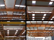 Insulated metal panel for roof PENTA - ITALPANNELLI