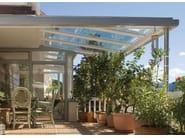 Canopy Tettoia in vetro - FINSTRAL