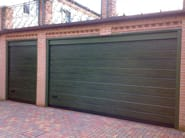 Sectional garage door ITALDOOR APZ - ITALPANNELLI