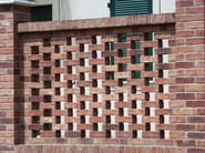 Facing brick GENESIS 150 | Fair faced clay brick - B&B
