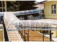 Polycarbonate sheet SUN TOP - AKRAPLAST SISTEMI