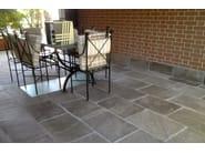 Natural stone flooring ARGENTERA MAXI - B&B