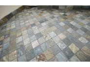 Stone flooring GALISIA - B&B