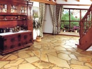 Indoor/outdoor natural stone flooring JOLLY GIALLA | Flooring - B&B