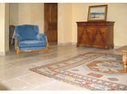 Indoor/outdoor calcareous stone flooring MYRA 30 X 60 - B&B