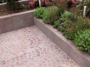 Porphyry outdoor floor tiles PORFIDO R1 - B&B