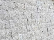 Natural stone wall tiles BIANCO - B&B