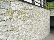 Natural stone finish BIANCO VERDE - B&B