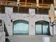 Natural stone finish DOLOMIA - B&B