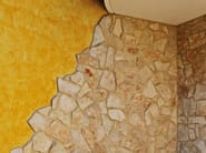 Natural stone finish GIALLA - B&B