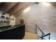 Natural stone finish SCAGLIA BIANCA - B&B