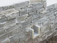 Natural stone finish SCAGLIA GREY - B&B